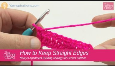 Beginner Crochet Tips - Easy Backwards Border - image 1564007157_hqdefault-384x220 on https://knitting-crocheting-yarn.com