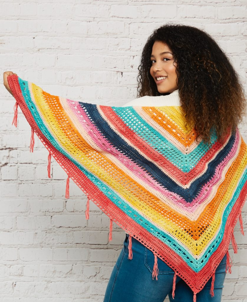 Crochet Now 41 - Crochet Now - image Cassie-Ward-Sunrise-Shawl-Scheepjes-Softfun-4-e1555579229708-838x1024 on https://knitting-crocheting-yarn.com