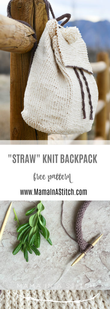 How To Knit A Backpack - image Free-Backpack-Knitting-Pattern-Bag-366x1024 on https://knitting-crocheting-yarn.com