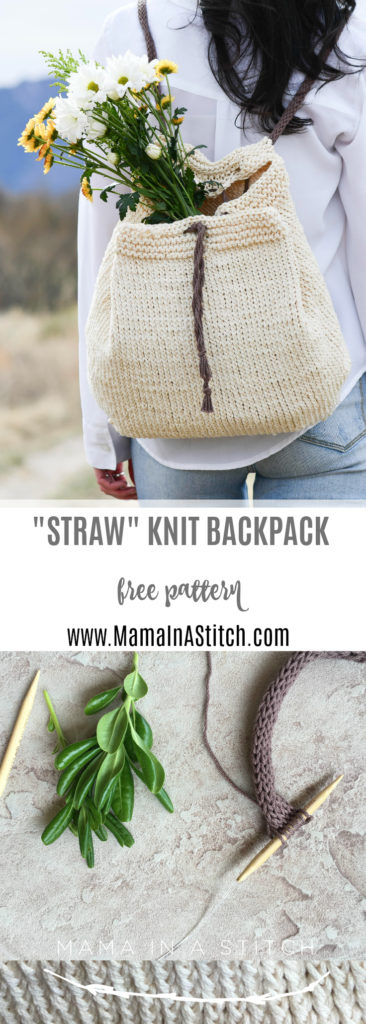 How To Knit A Backpack - image Free-Backpack-Knitting-Pattern-and-How-To-366x1024 on https://knitting-crocheting-yarn.com