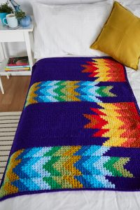 Crochet Now 41 - Crochet Now - image Magdalene-Lee-Campfire-Blanket-Cygnet-DK-1-200x300 on https://knitting-crocheting-yarn.com