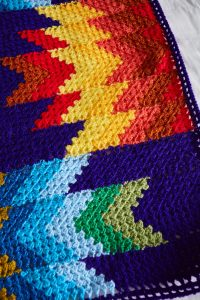 Crochet Now 41 - Crochet Now - image Magdalene-Lee-Campfire-Blanket-Cygnet-DK-2-200x300 on https://knitting-crocheting-yarn.com