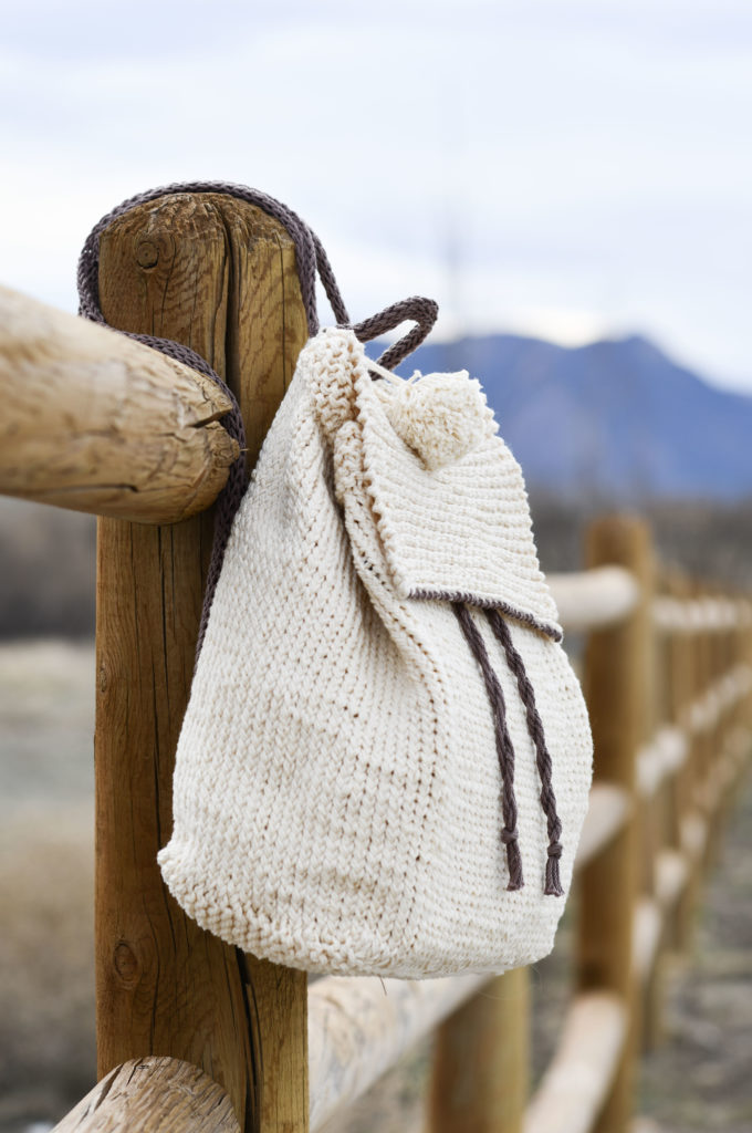 How To Knit A Backpack - image Straw-Knit-Backpack-Easy-Pattern-6-680x1024 on https://knitting-crocheting-yarn.com