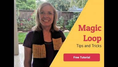 How to Knit Kids' Scarves : Knitting Tips - image 1566600856_maxresdefault-384x220 on https://knitting-crocheting-yarn.com