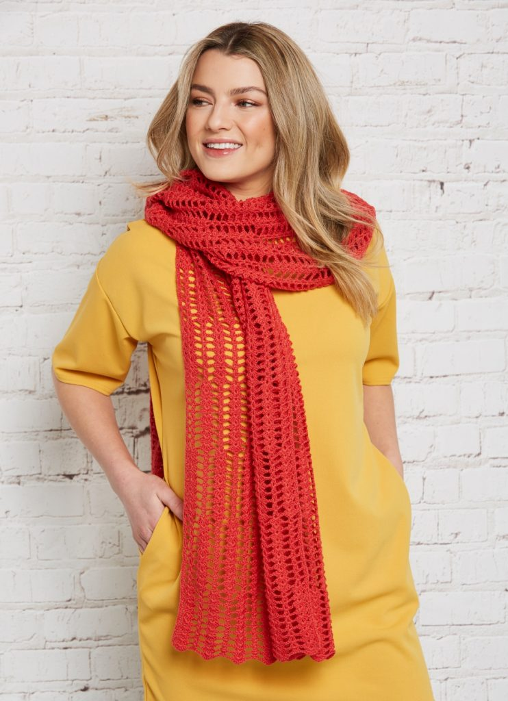 Take a look inside the brand-new issue! - image Adinda-Hening-Toulouse-Wrap-WYS-Signature-4ply-1-742x1024 on https://knitting-crocheting-yarn.com