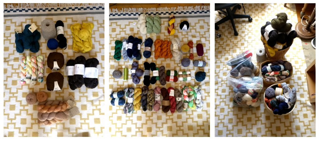 Kate's Stash Spring Clean Round Up! - image Categroies-1024x455 on https://knitting-crocheting-yarn.com