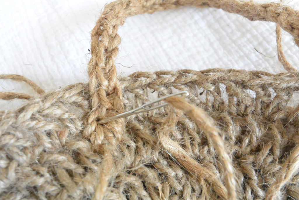 How To Crochet A Summer Circle Bag - image DSC_7027-1024x685 on https://knitting-crocheting-yarn.com