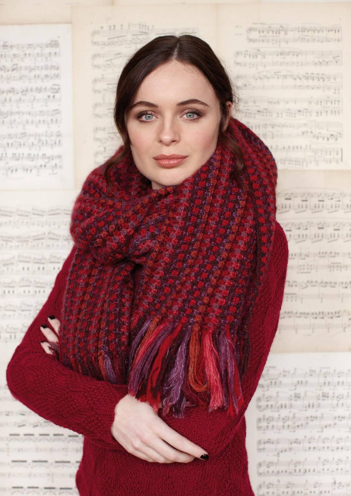 Win a chance to design for Rowan with Crochet Now! - image Vermillion-2-724x1024 on https://knitting-crocheting-yarn.com