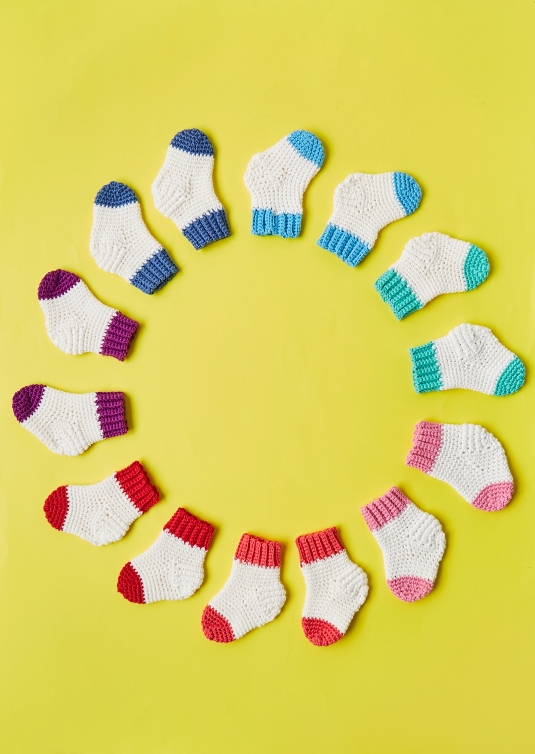 Take a look inside our new look issue! - image Jane-Howorth-Topsy-Socks-Rico-Baby-Cotton-Soft-1 on https://knitting-crocheting-yarn.com