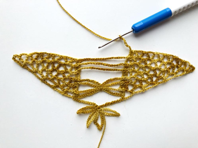 Hook to Hook Designer Challenge from issue 88 - image h2h_walkthrough_07 on https://knitting-crocheting-yarn.com