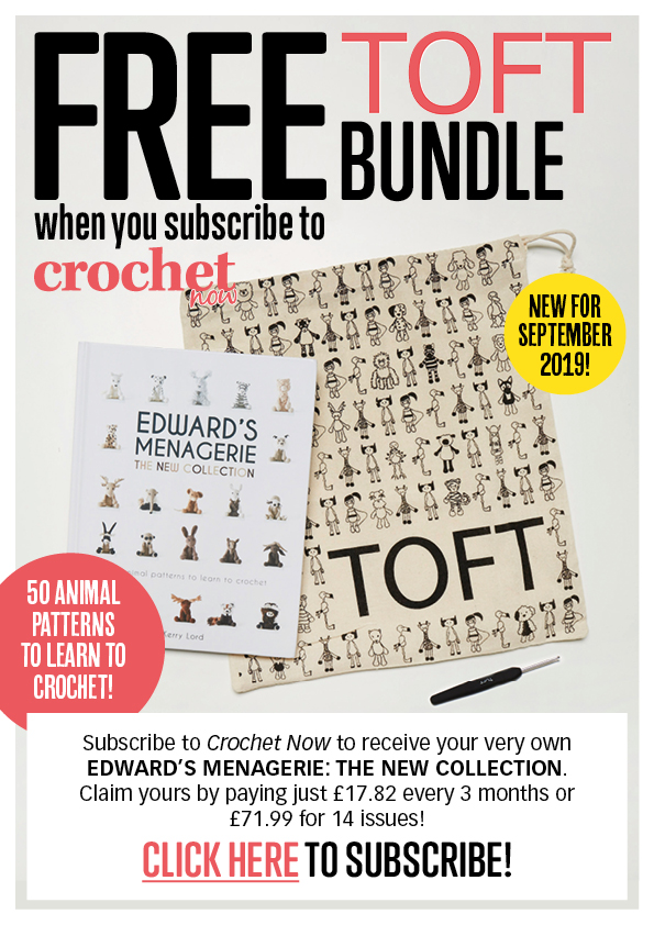 FREE WELCOME GIFT: The New Collection: Edward's Menagerie by Kerry Lord - image CN46-Newsletter-image-600x800 on https://knitting-crocheting-yarn.com