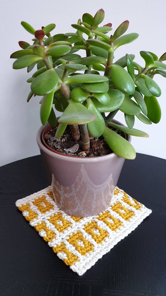 Top Tips and How-To for Mosaic Crochet - image 20190820_152905-576x1024 on https://knitting-crocheting-yarn.com