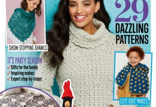 How to Tunisian Knit Stitch - image CN48-COVER-724x1024-320x220 on https://knitting-crocheting-yarn.com