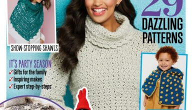 Crochet Now Magazine- new issue 48 on sale this week - image CN48-COVER-724x1024-384x220 on https://knitting-crocheting-yarn.com